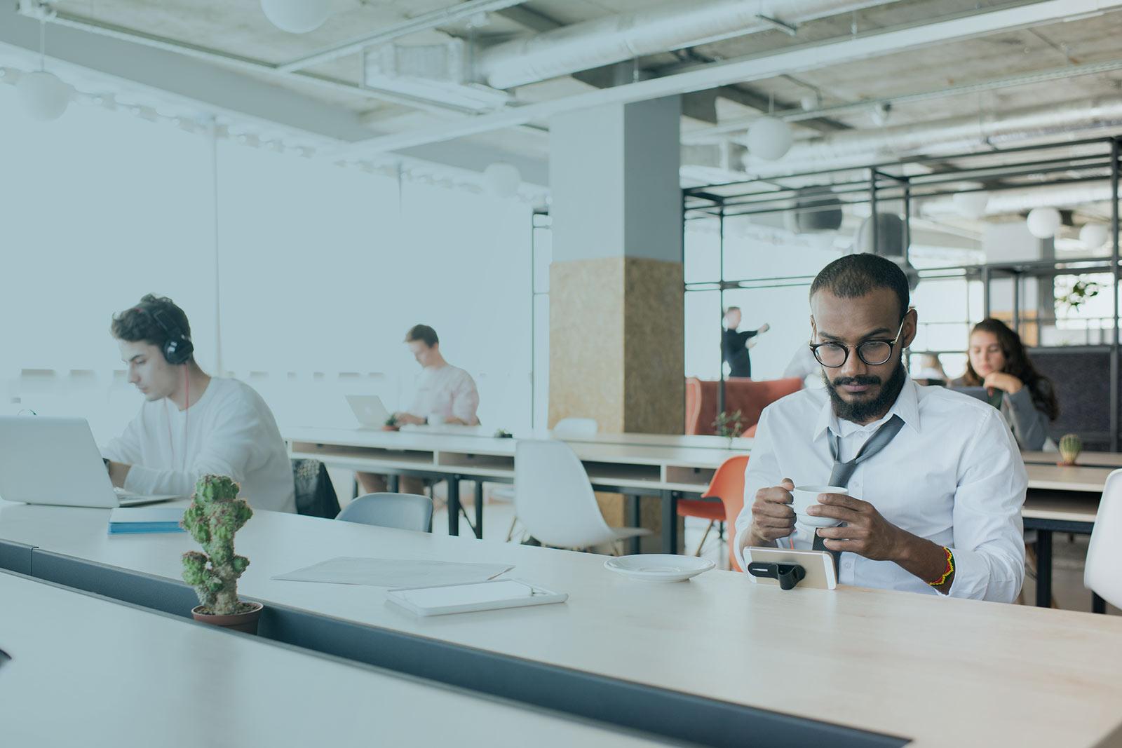L'espace de travail comme vecteur d'innovation