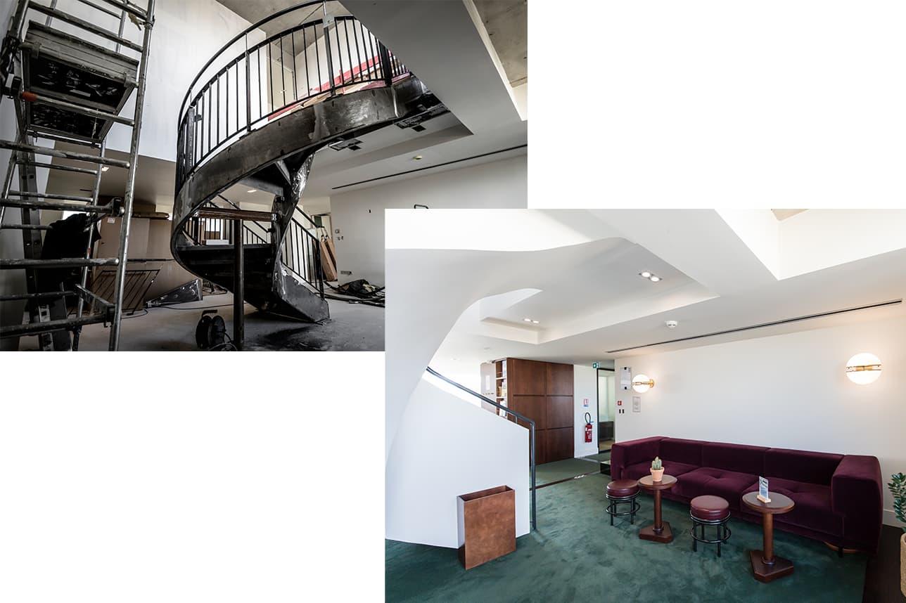 8eme etage