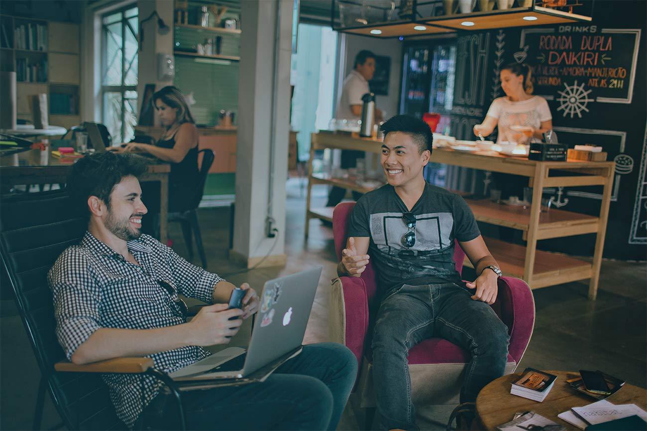 L'espace de coworking, une autre alternative au bureau traditionnel et au télétravail.